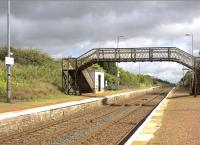 Network rail has proposed that the little used station at Breich be closed. This would avoid the cost of replacing the footbridge to accommodate electrification work being carried out on the line. [See recent news item]<br><br>[Colin McDonald 31/08/2016]