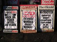 Topical headlines.<br><br>[Andy Kirkham&nbsp;12/12/2005]
