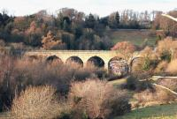New year's day 2006 at Lasswade Viaduct.<br><br>[John Furnevel&nbsp;01/01/2006]
