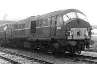 NBL type 2s nos 6123 and 6130 photographed at Eastfield in January 1970.<br><br>[John Furnevel&nbsp;18/01/1970]