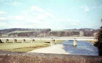 Bridge over Clyde at Coulter in 1966 [see image 47524].<br><br>[John Robin&nbsp;25/03/1966]
