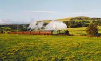 2005 approaches Ardmore crossing near Craigendoran.<br><br>[John Robin&nbsp;//]
