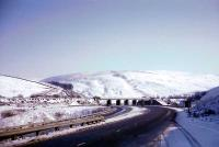 Harthope Viaduct in 1969.<br><br>[John Thorn&nbsp;16/02/1969]
