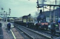 HR103 at Aviemore bound for Inverness.<br><br>[John Robin&nbsp;21/08/1965]