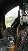 Drivers view at Glenfinnan looking to Mallaig.<br><br>[Alan Hardie&nbsp;08/08/2017]