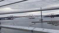 Three Forth Bridges in one view;<br><br> The Forth Bridge,<br><br> The Forth Road Bridge and<br><br> The Queensferry Crossing<br><br>[Crinan Dunbar&nbsp;03/09/2017]