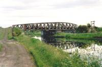 Orchardhall Swing Bridge