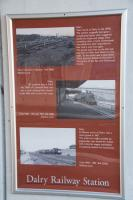On display at Dalry station. I believe I've seen these photographs somewhere before ...<br><br>[Ewan Crawford&nbsp;14/09/2017]