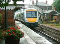 Rainy day at Brundall in July 2002.<br><br>[Ian Dinmore&nbsp;19/07/2002]