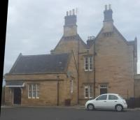 The old station house at Eskbank and Dalkeith.<br><br>[John Yellowlees&nbsp;30/10/2017]