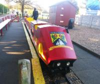 Happy Mount Park Miniature Railway