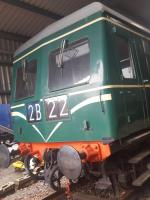 The last-surviving BR inter-city DMU will be in operation at Bo'ness tomorrow (the 11th of March).<br><br>[John Yellowlees&nbsp;10/03/2018]