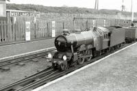 Kerr's Miniature Railway seen on 03/04/1961. This line is to the south of the main line railway just west of Arbroath station.<br><br>[David Murray-Smith&nbsp;03/04/1961]