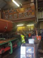 Some of the items on display inside Shed 47 at Lathalmond in March 2018.<br> <br><br>[John Yellowlees&nbsp;12/03/2018]