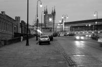 Station Approach, Bristol Temple Meads, seen during the evening of 2 August 2002.<br><br>[Ian Dinmore&nbsp;02/08/2002]