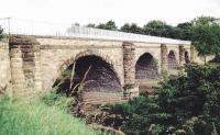 The 1812 Laigh Milton Viaduct, earliest surviving viaduct built on a public railway.<br><br>[Ewan Crawford&nbsp;//]
