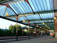 The magnficent canopies of Ulverston station.<br><br>[Ewan Crawford&nbsp;//]