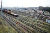 Toton Marshalling Yard and MPD from the north.<br><br>[Ewan Crawford&nbsp;//]