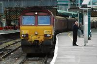 And then which way at Gretna? Driver on phone at Carlisle.<br><br>[Ewan Crawford&nbsp;//]