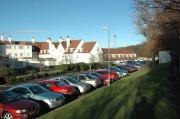 The former Turnberry station, now part of the hotel car park.<br><br>[Ewan Crawford&nbsp;//]