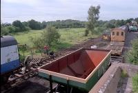Track repairs at Warcop.<br><br>[Ewan Crawford&nbsp;//]