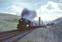 44767 north of Harthope with banker 42694 doing most of the work.<br><br>[John Robin&nbsp;31/07/1965]
