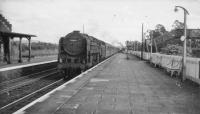 70002 stops at Beattock for a banker.<br><br>[John Robin&nbsp;27/06/1964]