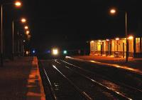 Sleeper enters Tulloch ... not too bad for handheld.<br><br>[Ewan Crawford&nbsp;//]