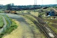Perth New Yard viewed from the south.<br><br>[Ewan Crawford&nbsp;//1989]