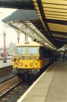 Looking north at an 86 in Preston.<br><br>[Ewan Crawford&nbsp;25/03/1989]