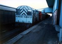 Privately owned 08 at Deanside Transit. Access by kind permission of Deanside Transit.<br><br>[Ewan Crawford&nbsp;//1987]