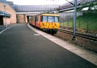 A 303 for Dalmuir leaves Exhibtion Centre.<br><br>[Ewan Crawford&nbsp;//1987]