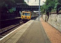 Eastbound at Cambuslang.<br><br>[Ewan Crawford&nbsp;//1987]