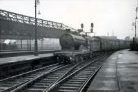 St. Enoch station. C.R. 4.4.0 54440 ex Greenock.