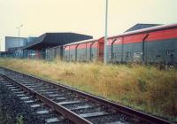West of Clyde Trust Siding was Chivas Regals bottling rail-served plant.<br><br>[Ewan Crawford&nbsp;//1987]