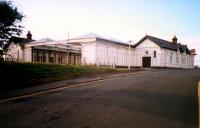 Troon (New) seen from road approach.<br><br>[Ewan Crawford&nbsp;//1987]