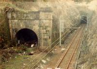 Cartsburn Tunnel South //1988