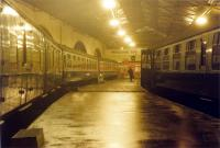 The Far North platforms at Inverness.<br><br>[Ewan Crawford 03/01/1989]