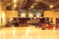 The circulating area in Inverness station. <br><br>[Ewan Crawford 03/01/1989]