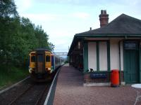 Last northbound service of the day at Rannoch.<br><br>[Ewan Crawford&nbsp;//]