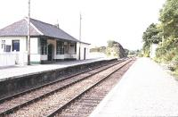 Arisaig Station in the mid 1990s<br><br>[John Gray&nbsp;//]