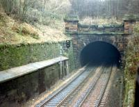 Moncrieffe Tunnel //1988