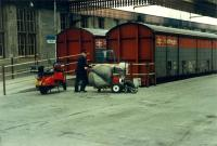 <i>My vacuums bigger than your scooter!</i> Perth getting a good clean.<br><br>[Ewan Crawford&nbsp;//1988]
