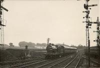 CR 4.4.0 54504 arriving from Muirkirk. (Very dull).<br><br>[G H Robin collection by courtesy of the Mitchell Library, Glasgow&nbsp;22/07/1950]