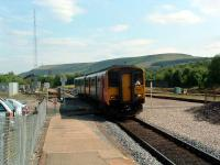 Sprinter enters Rhymney. Bit of a let down after the 37s.<br><br>[Ewan Crawford&nbsp;06/07/2006]